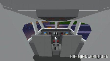 Скачать Airliner Add-On для Minecraft PE 1.16