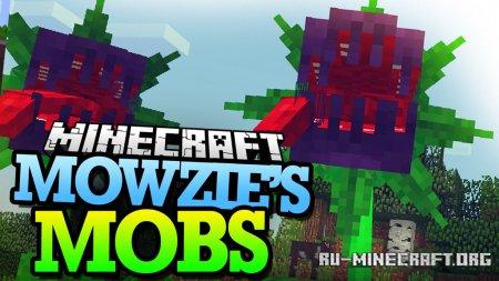 Скачать Mowzie's Mobs для Minecraft 1.15.2