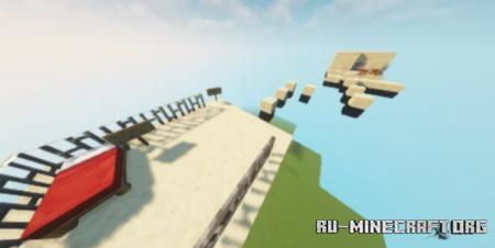 Скачать Biome Parkour by ThisIsTheNoobyYT для Minecraft
