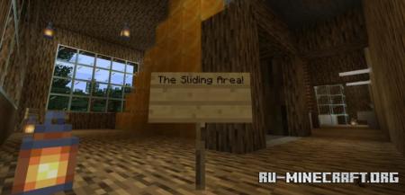 Скачать House In Tree by Jaclin для Minecraft