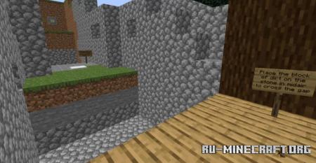 Скачать Intro to Speedrunning: Maneuvers для Minecraft