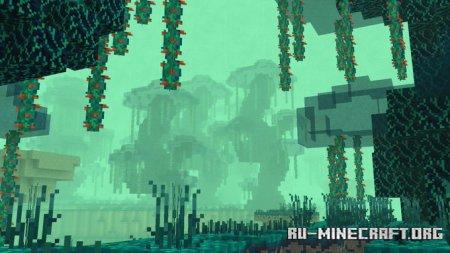 Скачать End Expansion (BETA 2) для Minecraft PE 1.16