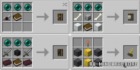 Скачать Summoning Scepters для Minecraft 1.16.5