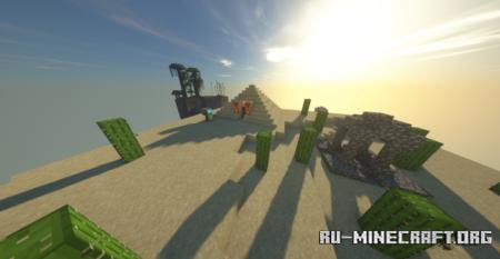 Скачать Cubic by Dominic47 для Minecraft