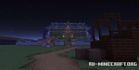 Скачать Luigi's Mansion by gunkboy69 для Minecraft