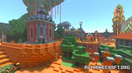 Скачать Ravine of Revenge - Minecraft Escape Room для Minecraft PE