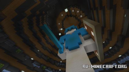 Скачать Super Skyscraper для Minecraft PE
