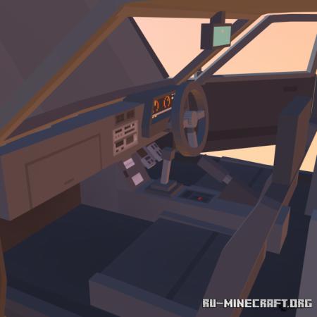 Скачать 81' Nissan Skyline DR30 для Minecraft PE 1.16