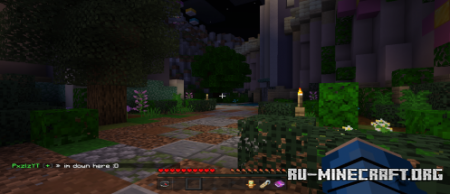 Скачать Better Minecraft Dark Mode Edition для Minecraft PE 1.16