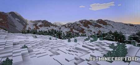 Скачать TerraForged для Minecraft 1.15.2