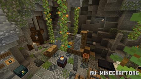 Скачать Itos Parkour для Minecraft