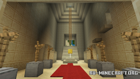 Скачать Hide And Seek Desert для Minecraft PE