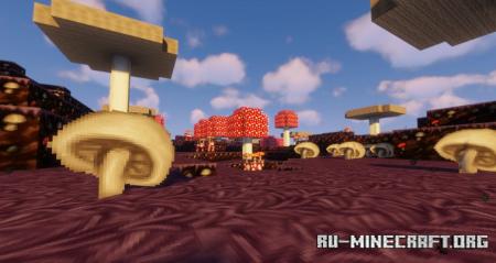 Скачать Wolfhound [64x] для Minecraft 1.17