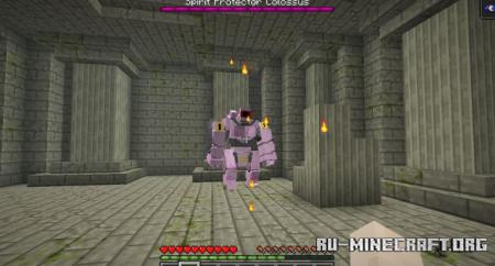 Скачать Tensura для Minecraft 1.16.5