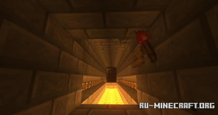 Скачать The Abandoned Temple Mystery для Minecraft