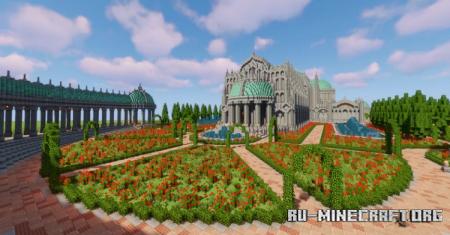 Скачать Great Olivia Library для Minecraft