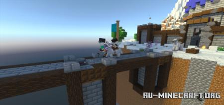 Скачать Keyyards Capture The Flag для Minecraft PE