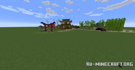 Скачать Японская Красота для Minecraft