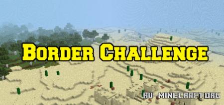 Скачать Border World для Minecraft PE