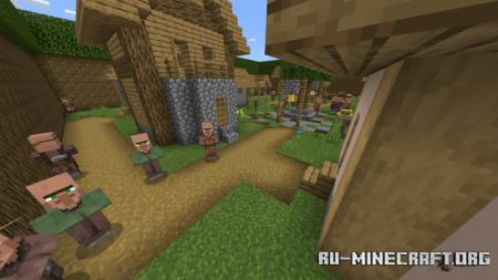 Скачать Hide and Seek Morph для Minecraft PE