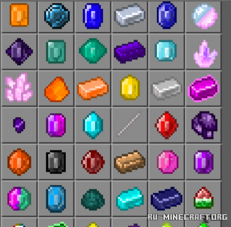 Скачать Crystalcraft Unlimited для Minecraft PE 1.16
