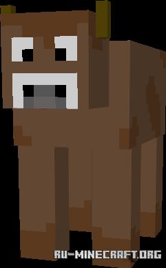 Скачать Cartoon Mobs для Minecraft PE 1.17