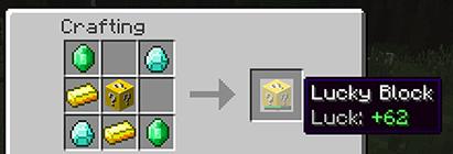 Скачать Lucky Block для Minecraft 1.17.1