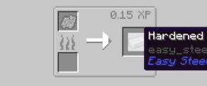 Скачать Easy Steel & More для Minecraft 1.16.5