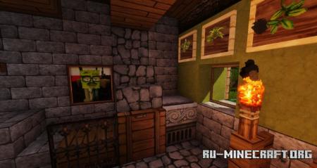 Скачать MeinKraft [64x] дял Minecraft 1.17