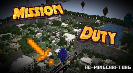 Скачать Mission Duty для Minecraft