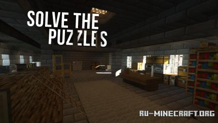 Скачать Prison Break - Escape from Fox River для Minecraft