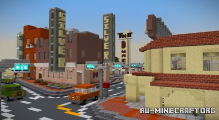 Скачать Nation Of Calvada для Minecraft PE