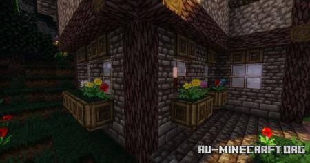 Скачать Lord Trilobite's NorseCraft [16x] для Minecraft 1.17