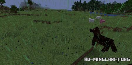 Скачать Better Weather для Minecraft 1.16.5