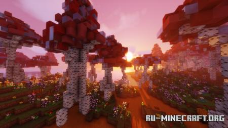 Скачать The Crescent Desert для Minecraft PE