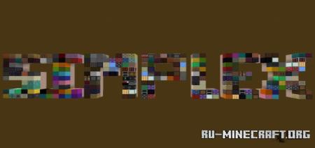 Скачать Simplex [16x16] для Minecraft PE 1.16