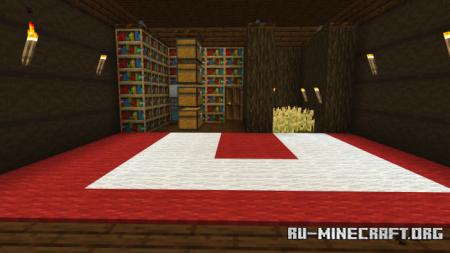 Скачать Exploring Minecraft (Parkour Map) для Minecraft PE