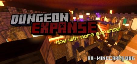 Скачать Dungeon Expanse для Minecraft PE 1.16