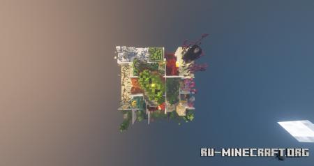 Скачать Pyramid Parkour by Saengerjakob для Minecraft