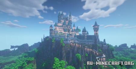 Скачать Celestial Castle для Minecraft