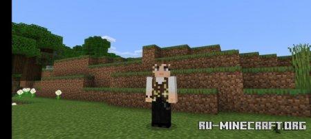 Скачать WandaVision для Minecraft PE 1.16