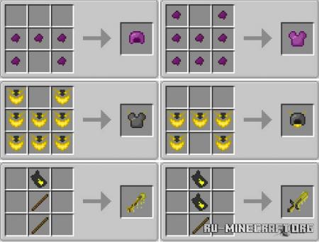 Скачать Nightmare World для Minecraft 1.16.5