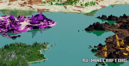 Скачать Adventure Map by Serpentem_Malfoy для Minecraft