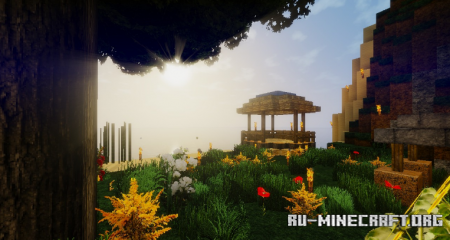 Скачать LB Photo Realism Reload для Minecraft 1.17