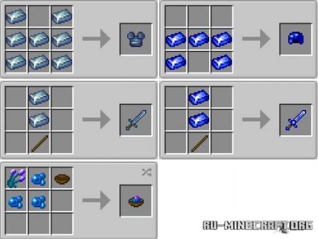 Скачать The Afterlight для Minecraft 1.16.5