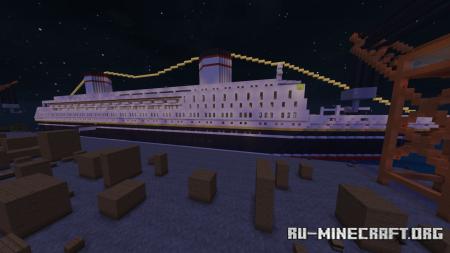 Скачать SS Colossal для Minecraft