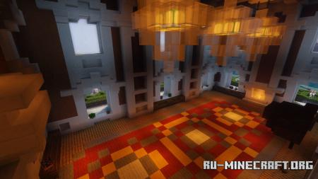 Скачать Baroque Palace для Minecraft