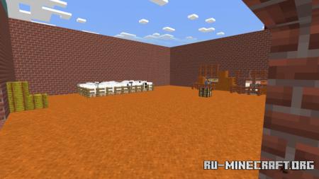 Скачать Soles Puzzle Map 2 для Minecraft PE