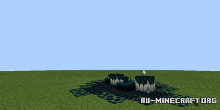 Скачать Warden and Archeology для Minecraft PE 1.17