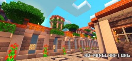 Скачать Capricorn PE Shaders для Minecraft PE 1.16